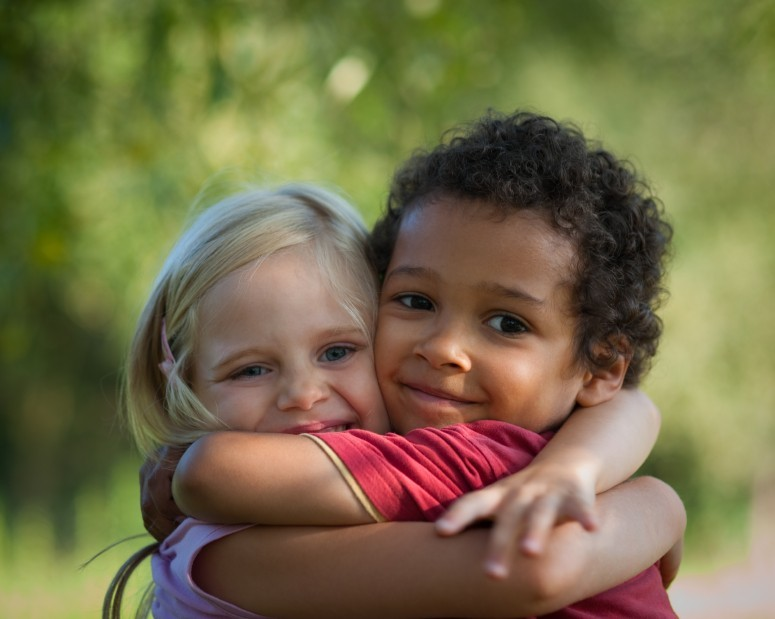 Image result for interracial hug